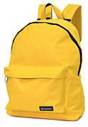 Рюкзак городской   DERBY 0100619 желтый