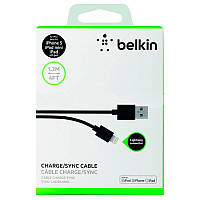 USB кабель Belkin для iPhone, iPad (lightninng)