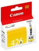 Желтый картридж canon cli-426y yellow (4559b001)
