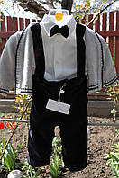 Костюм на мальчика Итальянского производства торжественный, фото 1
