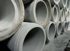 Трубы железобетонные Д 400-2400 мм