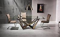 Стеклянный стол Aston