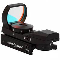 Коллиматорный прицел SightMark Sure shot Sight (крепление на 12мм) SM13003B-DT