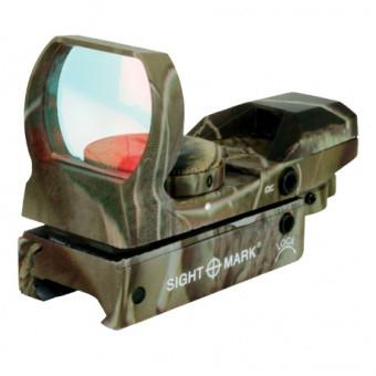Коллиматорный прицел SightMark Sure shot Sight камуфляжный SM13003C