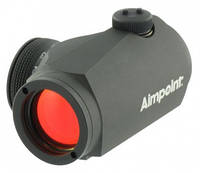 Коллиматорный прицел Aimpoint Micro H-1 2МОА с креплением Blaser