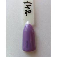 Гель-лак Nice for you №142 лиловый холодный 8,5 мл