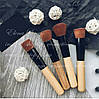 Кисть для нанесения и растушевки тонального крема, консиллера, фото 3