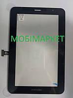 Тачскрін (сенсор) Samsung P3100/P3110 (3G) original чорний