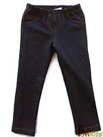 ШР 305  Штани для дівчинки, супрем р.92 колір800 синій