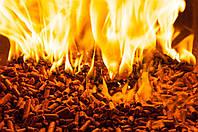 Анализ твердого топлива (пеллет)