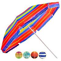 Зонт пляжный d2.2м MH-1097 (12шт)