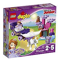 Конструктор Волшебная карета Софии Прекрасной LEGO DUPLO 10822