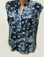 Молодежная  блуза для женщин 569-5
