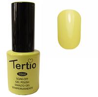 Гель-лак №154 (бледно-желтая эмаль) 10 мл Tertio