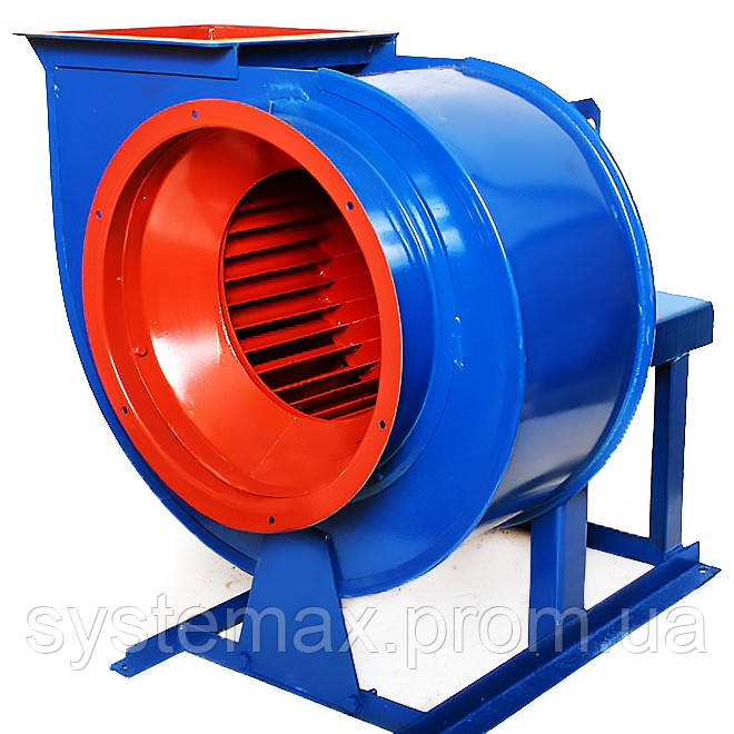 Вентилятор центробежный ВЦ 14-46 №8