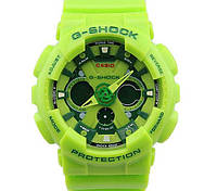 Часы Casio G-Shock GA-200RG LIME