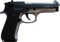 Пістолет стартовий Retay Mod.92 Black Satin