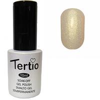 Гель-лак №157 (перламутр с золотым микроблеском) 10 мл Tertio