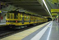 Siemens-Schuckert Оренштайн и Коппел подземные поезда , построенные для Буэнос - Айреса метро от 1934-1944.