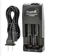 Зарядное устройство TrustFire TR-001 (универсальное, под любые литиевые аккумуляторы 500мАh)
