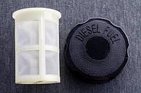 Крышка топливного бака для дизельного мотоблока 6 л. с.