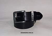 Ремень мужской CALVIN KLEIN F315 чёрный, фото 1
