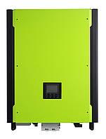 Сетевой солнечный инвертор с резервной функцией 10кВт, 380В, трехфазный (Модель InfiniSolar 10kW)