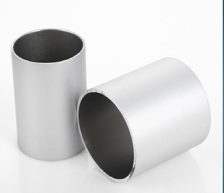 Алюминиевая труба бесшовная, хонингованная по внутр. диаметру, 50*55