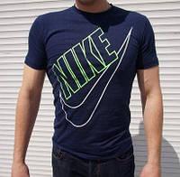 Мужская футболка Nike (синяя)