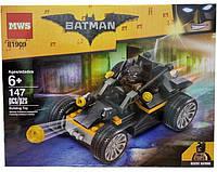 Конструктор Бэтмен Атака Бэтмобиля 81909
