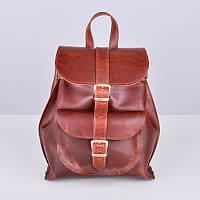 Кожаный рюкзак сумка Tulip трансформер