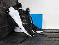 Черно-белые Мужские Кроссовки Adidas ClimaCool арт.1015, фото 1