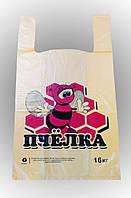 Пакеты майка 38*58 Пчелка, GoodPack
