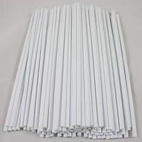 Палочки для кейк- попсов белые (Украина, длина 15 см)