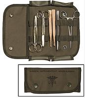 Набор хирургических инструментов US Surgical instruments KIT. 6 предметов.