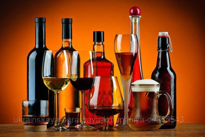 Химическое сырье для производства алкогольных напитков - Украинская Аграрная Компания в Херсоне