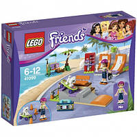 Lego Friends Скейт-парк 41099