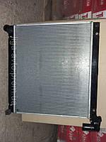 Радиатор ГАЗель Бизнес охлаждения водяной с двигателем Камминс алюминевый (2ух рядный)