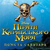Герои фильма Пираты Карибского моря