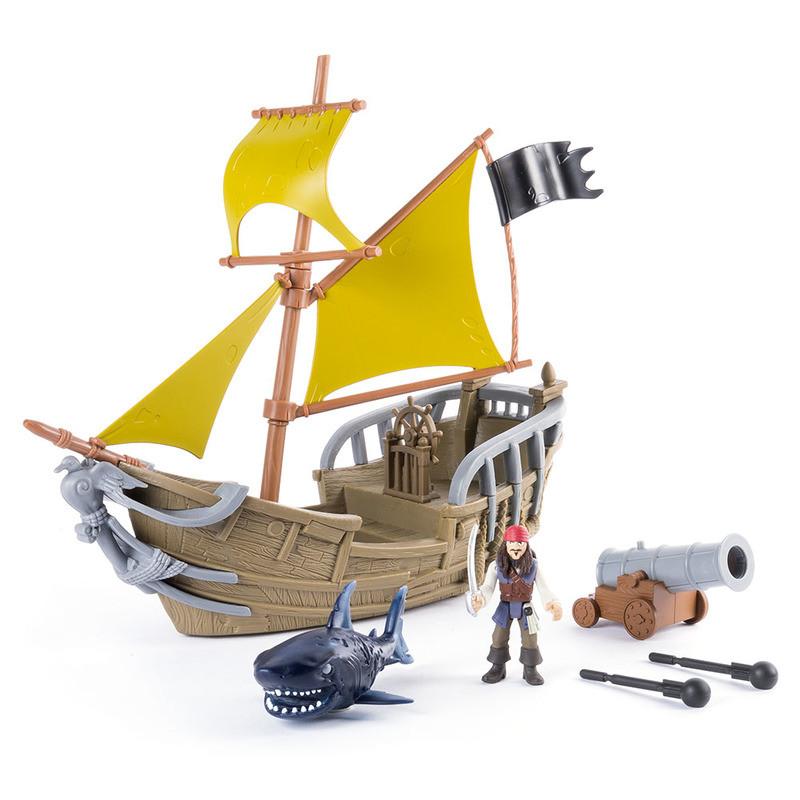Пираты Карибского моря! Корабль Джека Воробья! Скидки!