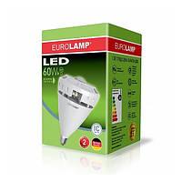 LED Лампа EUROLAMP 60W E40 6500K (глазок)
