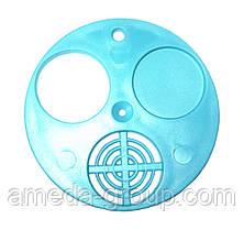 Летковый заградитель круглый пластмасовый 3-х елементный, фото 2