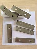 Ножи твердосплавные HM для дерева  40 х 12 х 1,5 KCR08, фото 3