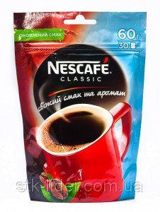 Кофе растворимый Nescafe Classic 60 г