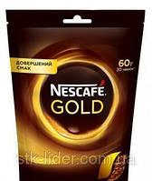 Кофе растворимый Nescafe Gold 60г