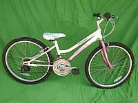 Підлітковий велосипед Falcon, колеса 24