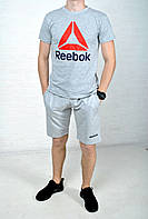 Летний комплект Reebok CrossFit серый