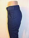 Укороченные летние хлопковые брюки., фото 2