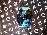 Наручные часы rado (черные) (реплика)