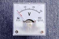 Вольтметр для генераторов 1,2 кВт